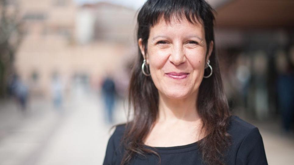 Àngels Leiva coordinadora del projecte