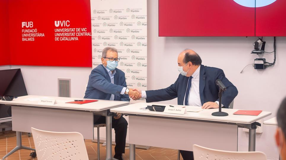 Miquel Torrents i Josep Eladi Baños
