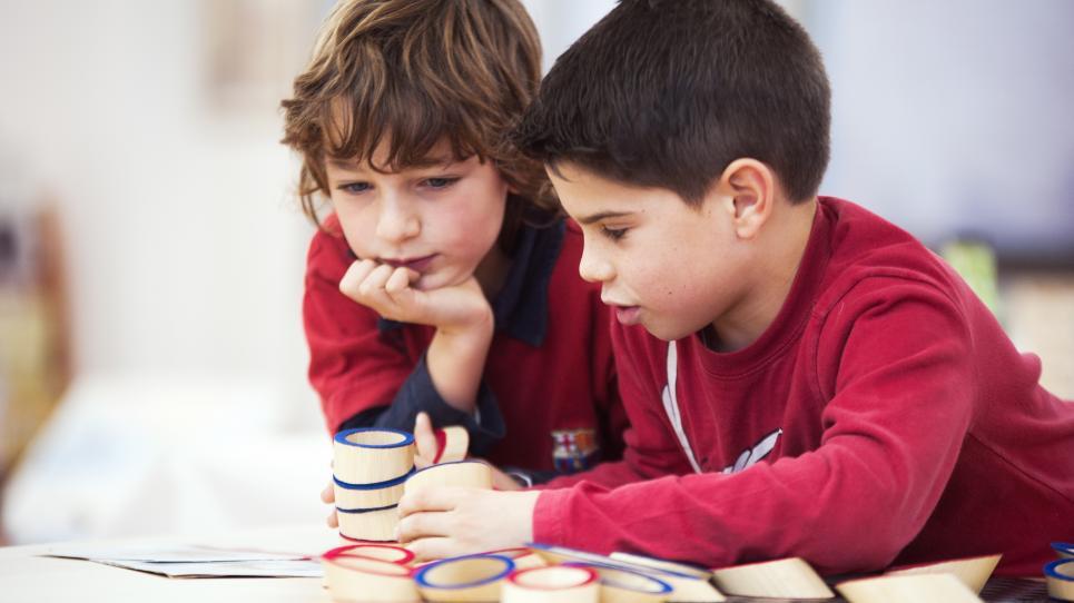 Oberta la convocatòria de la PAP pels graus d'Educació Infantil i Primària
