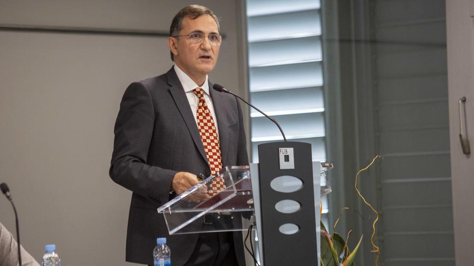 El professor de la Facultat de Medicina Roberto Elosua, investigador principal de l'estudi