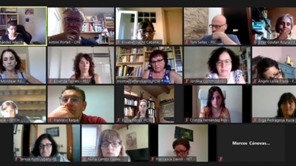 Sessió online CIFE