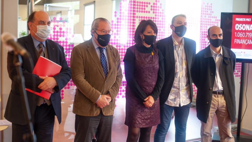 Presentació del projecte Osona City Lab
