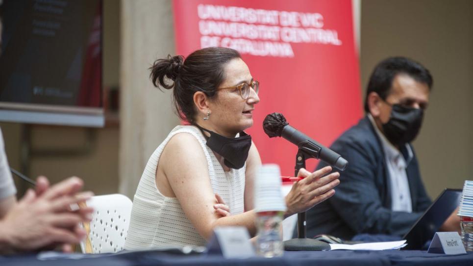 Anna Font Tanyà, padrina de la 7a edició de l'MBA
