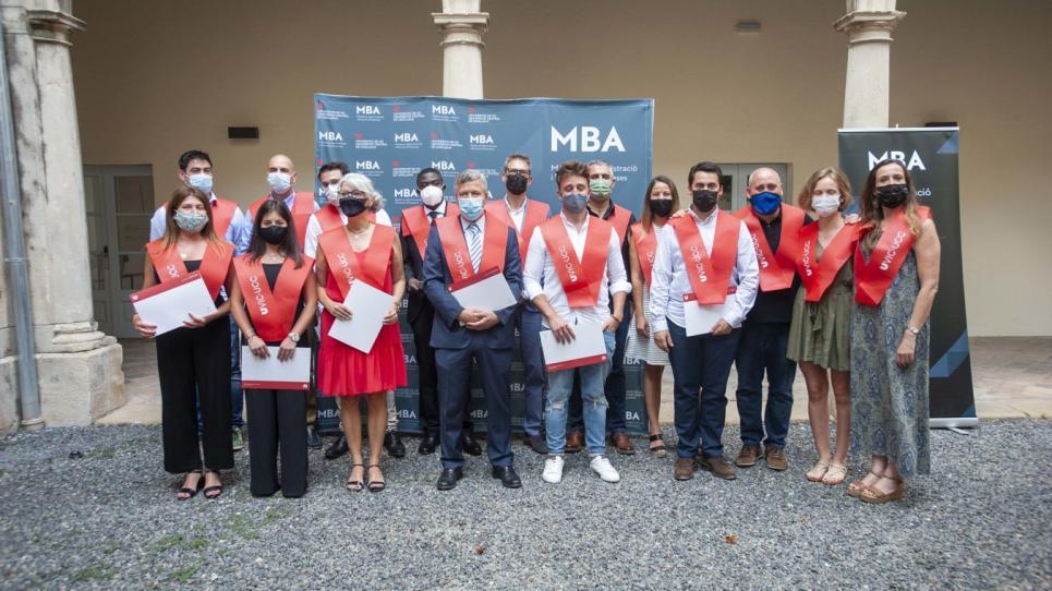 Graduats MBA