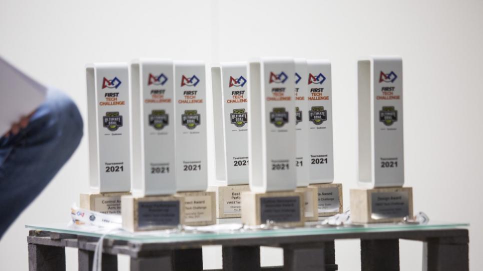Trofeus de la FTChallenge 21