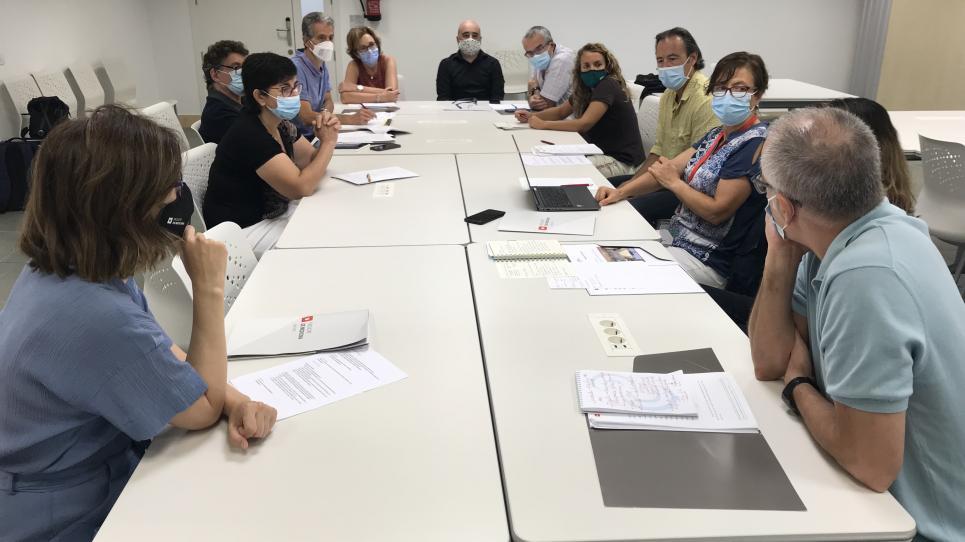 Sessió formativa per al PDI de Medicina