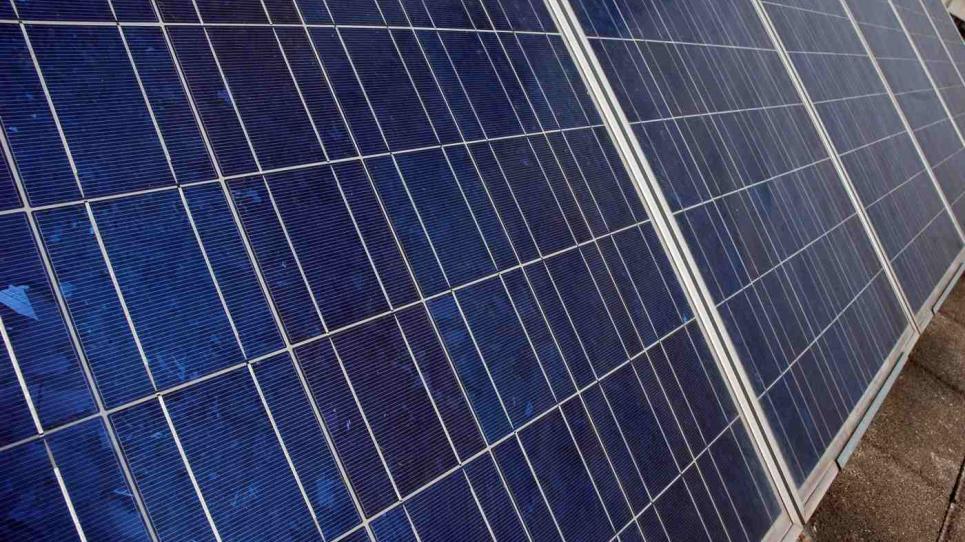 Plaques Solars a la UVic