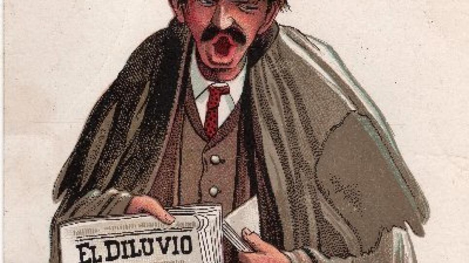 """Exposició """"El Diluvio: El gran diari popular de Barcelona i la Segona República"""""""